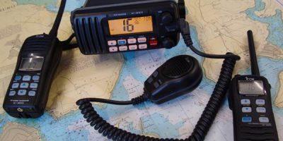 Tečaj za VHF GDMSS radijsko postajo